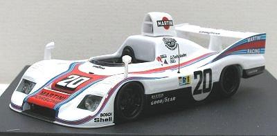 Porsche 936 N.20 Winner Lm 1976 J.Ickx-G.Van Lennep 1:43 Spark S43LM76